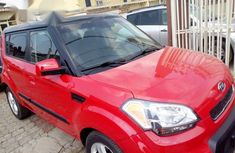 Kia Soul Automatic 2011 Red for sale