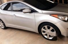 Hyundai Elantra 2011 Limited Silver for sale