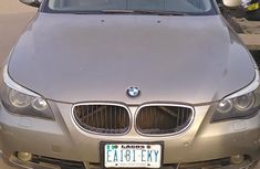 BMW 530i 2008 Gold for sale