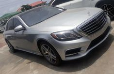 Mercedes-Benz S550 2016 ₦44,000,000 for sale