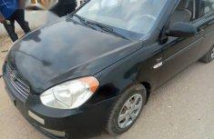 Hyundai Accent 2010 GLS Black for sale