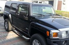 Hummer H3 2005 Black for sale