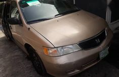 Honda Odyssey 2001 Gold for sale