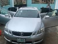 Lexus GS 2008 Silver for sale