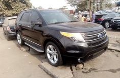 Ford Explorer 2011 Black for sale