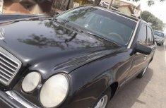 Mercedes-Benz E320 1998 Black for sale