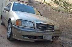 Mercedes-Benz C230 2000 Brown for sale