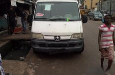 Peugeot Boxer 2002 White for sale
