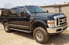 Ford Excursion 4x4 Limited 6.8 2004 Black for sale