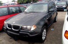 Toks BMW X3 2007 Gray for sale