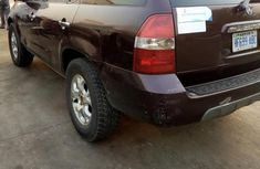Acura MDX 2006 Pink for sale