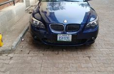 Super Clean BMW 530i 2005 Blue for sale