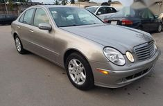 Mercedes-Benz E320 2003 Beige for sale