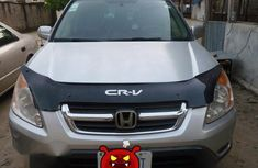 Honda CR-V 2004 Gray for sale