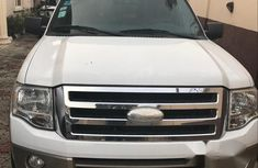 Ford Expedition 2007 White for sale