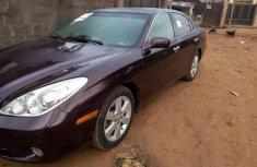 Lexus ES 2005 330 Purple for sale