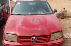 Volkswagen Bora 2003 Red for sale