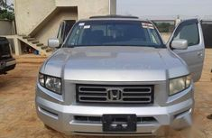 Honda Ridgeline RTS 2006 Silver for sale