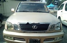 2001 Lexus GX Petrol Automatic for sale