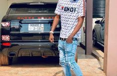 Ghanaian rapper Mawuli Younggod flees after car smash up