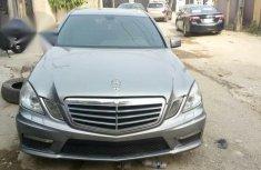 Mercedes-Benz E350 2008 Gray for sale