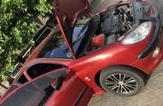 Peugeot 206 2006 Red for sale