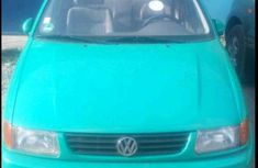 Volkswagen Polo 2004 Green for sale