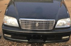 Toyota Crown 2002 Black for sale