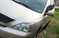 Lexus RX330 2006 Gold For Sale