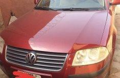 Volkswagen Passat 2005 2.0 Automatic Red for sale