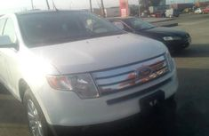Ford Edge 2009 White for sale