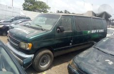 Ford Econoline 1997 Green for sale