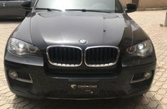BMW X6 2013 Black color for sale