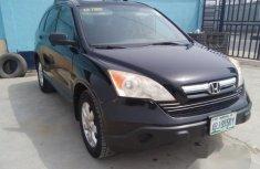 Honda CR-V 2006 Black