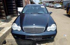 Mercedes-Benz C200 2001 Black for sale