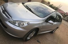 Peugeot 307 2003 SW Gray for sale