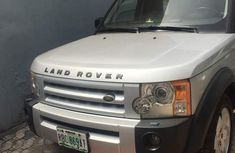 Land Rover LR3 2008 Gray for sale