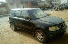 Honda CR-V 1997 2.0 4WD Black for sale