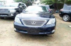 Lexus LS 2008 460 Blue for sale