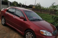 Toyota Corolla 2006 Pink for sale