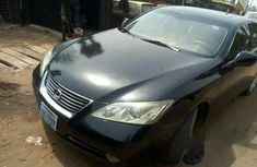 Lexus GS 350 2008 Black for sale