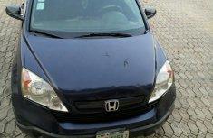 Honda CR-V 2.4 EX-L 4x4 Automatic 2008 Blue for sale