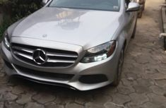 Mercedes-Benz C300 2016 Gray for sale