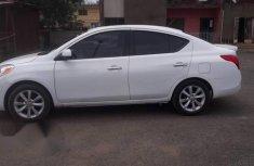 Nissan Versa 2014 White For Sale