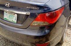 Hyundai Accent 2011 GLS Black for sale