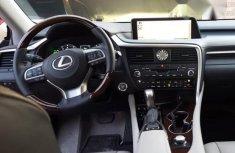 Lexus RX 350 FWD 2017 Gray for sale
