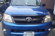 Toyota Hilux 2006 2.5 D-4D SRX 4x4 Blue for sale