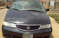 Honda Odyssey 2002 Black for sale