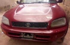 Toyota RAV4 1998 Red for sale
