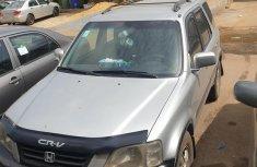 Honda CR-V 2001 2.0 4WD Automatic Silver for sale